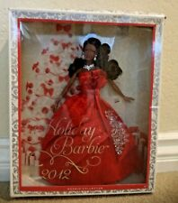 BARBIE 2012 HOLIDAY BARBIE COLLECTOR DOLL AA W3466  *NEW*