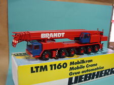 Conrad 2082 1:50 Mobilkran LTM 1160 Liebherr Brandt /TOP+OVP