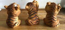 3 stampi in lattice per rendere questa serie di Tiger Cubs