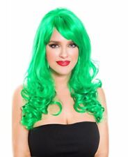 Music Legs 70013 Starbright Long Wavy Wig Green One Size ML70013I1371101