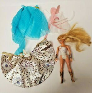 Mattel She-Ra Woman Princess of Power Vintage 1985 Doll and Outfits Lot POP