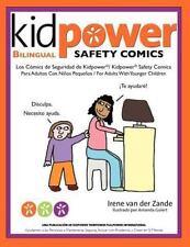 Los Comics de Seguridad de Kidpower/Kidpower Safety Comics: Para Adultos con Nin