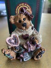 Euc Boyd's Resin Figurine Bailey Heart's Desire
