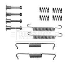 Brake Shoe Fitting Kit BBK6177 Borg & Beck 7L0698545 34410005300 34410417558 New