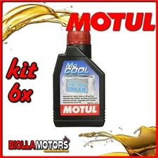 KIT 6X 500ML MOCOOL MOTUL ADDITIVO RADIATORE MOTUL 500 ML - 6x 102222