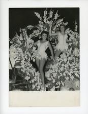 """Nuit Blanche de Nice, le char """"Folies d'un soir""""  Vintage silver print Ti"""