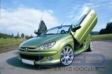 Lambo doors LSD Peugeot 206