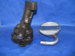 H/P Oil Pump 1959-79 Pontiac 301 350 389 400 428 455