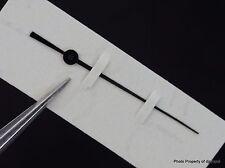 Vintage ORIGINAL OMEGA BLACK Sweep Second Hand 370B25 1/2 For Omega 370