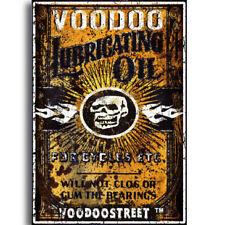 RAT LOOK, RAT ROD STICKER, OIL CAN DESIGN by VOODOO STREET™ waterproof NEW!