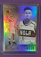 2019-20 Panini Chronicles🔮 ZION WILLIAMSON Rookie RC Essentials🔥 #210 Pelicans