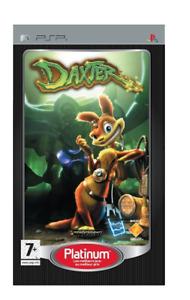 Daxter PSP Platinum - UMD - NEUF