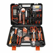102 tlg Werkzeugxatz Werkzeugkoffer bestückt Set Werkzeugkasten Werkzeugkiste