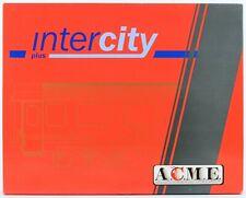 ACME 55001 4x FS INTER CITY Z COACHES UNUSED DETAILING NEM CLOSE COUPLINGS MINT