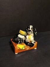 Rare 1957 Albert Staehle Cocker Spaniel Dog Butch Bon Voyage Goebel W. Germany!