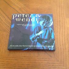 Peter & Wendy * by Johnny Cunningham (CD, Oct-1997, Alula Records)