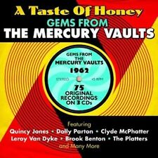 a Taste of Honey - Gems From Mercury Vaults 1962 CD X 3 (2013) 1960s Soul