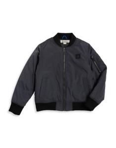 New Calvin Klein Jeans Boys Aviator Bomber Jacket Choose Size  Color MSRP $100