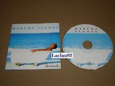 Marcos Llunas Desnudo 1999 Azteca Music Cd RARE Press Mexican