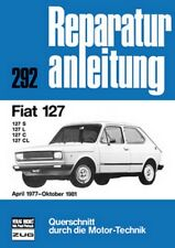 Fiat 127 ab April 1977 Reparaturanleitung Reparatur-Handbuch Reparaturbuch Buch