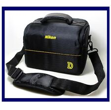 Borsa Custodia NIKON D D90 D7200 D5300 D5500 D5500 D5100 D3300 D7300 D7100 D3400
