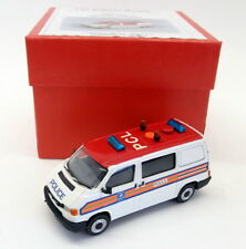 Fire Brigade Models 1/48 Scale - POL5 Volkswagen Transporter Heathrow Airport