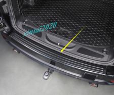 Carbon Fiber Rear Bumper Guard Sill Plate For Jeep Grand Cherokee 2011-2020
