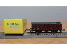 ROKAL métal # G 203 wagon tombereau DB BO
