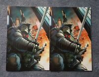 TMNT The Last Ronin #1 Retailer Exclusive Jason Metcalf Limited to 600 SOLD OUT!