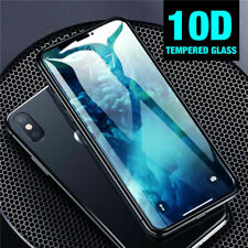 10D Full Cover Real Tempered Glass Screen Protector Cover Guard For Smart Phones