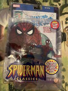 Spiderman Classics Spiderman ToyBiz