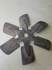 Sunbeam Alpine Engine Fan Blade Used Orig, 1963