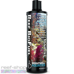 Brightwell Aquatics Reef BioFuel 250mL Natural Nitrate and Phosphate Removal