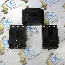 General Electric Tef134015 Circuit Breaker 3 Pole 15 Amp 480 Vac, Lot Of 3