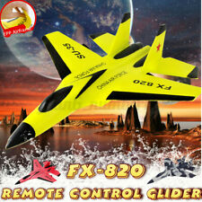 FX-820 RC Fighter Jet Fixed Wing RC Airplane 2.4G Remote Control Aircraft Plane