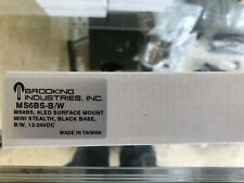 Brookings Industries MS6-LED Lighthead Blue/White