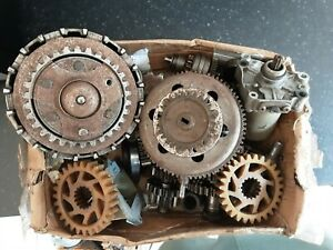 Aprilia Rs Rx Tuono 125 Rotax 122 Engine bottom end In Bits