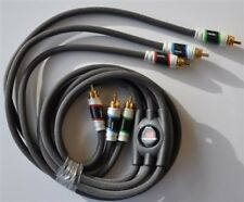 Monster M850 CV-4 M-Series Component Video Cables 4 FT