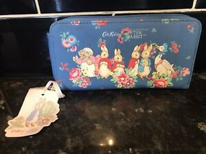 Cath Kidston Peter Rabbit Continental Wallet