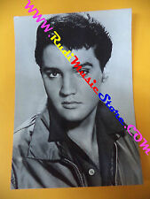 CARTOLINA PROMOZIONALE POSTCARD ELVIS PRESLEY 1985 12x17 cm no*cd dvd lp mc vhs