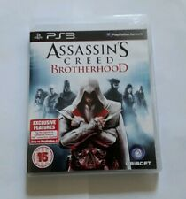 Assassin's Creed Brotherhood (PS3), Very Good PlayStation 3,Sony PS3 Video Games