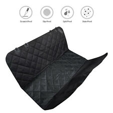 Waterproof For Car Rear Seat Mat Dog Pet Heavy Duty Cushion Cover Protect