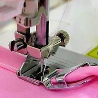 Haushalts Nähmaschine Teile Nähfußes 1/4 '' Säumer Fuß Nach Hause Nähen Werkzeug