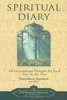 Spiritual Diary: An Inspirational Thought for Each Day of the Year...
