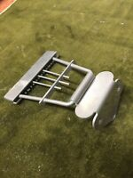 Vintage Harmony Nickel Short Trapeze For 12-string ...Made West Germany