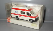 Busch H0 43786 Ford Transit _ ACKO Ambulance Russland _ H3508