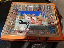 Hermès Cheval D'Orient Vide Poche/ Tray- BRAND NEW WITH BOX