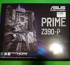 Asus prime z390P lga1151 motherboard