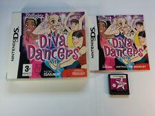 Diva Girls: diva bailarines-Nintendo DS - 2 DS 3 DS DSi-Gratis, Rápido P&P!