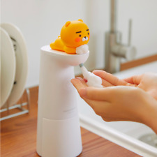 KAKAO FRIENDS Auto Hand Washer Soap Dispenser Induction Foaming Wash Automatic